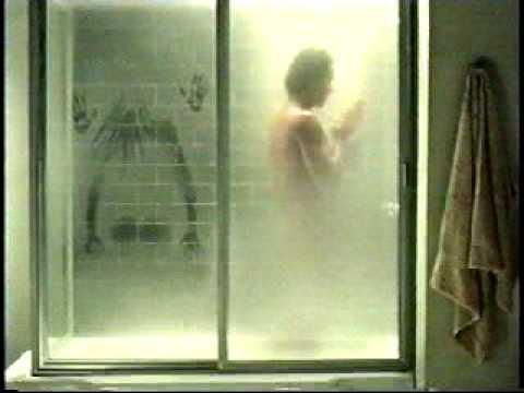 Axe TV ad - A revealing shower