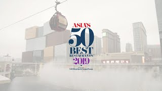 Asia's 50 Best Restaurants 2019 - Sanpellegrino