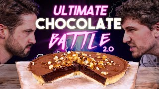 ULTIMATE CHOCOLATE COOKING BATTLE - TAKE 2!! | SORTEDfood