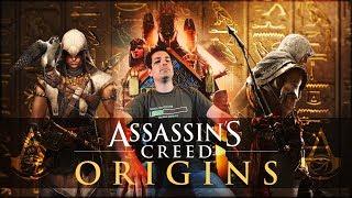 Assassin's Creed Origins - Test & Mon Avis