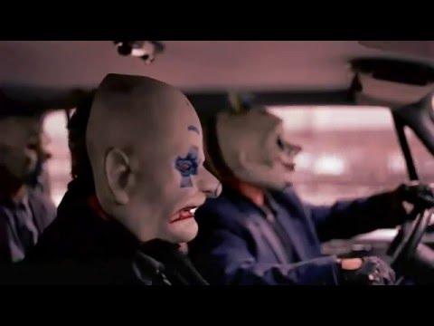 The Dark Knight Bank Robbery Scene