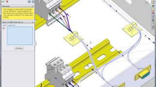 SolidWorks Electrical Routing Part 2