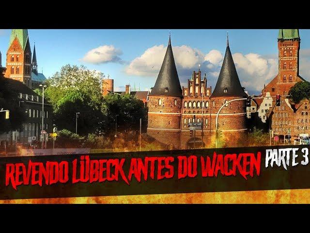 Turistando em LÜBECK antes do WACKEN | Parte 3 | Detector de Metal