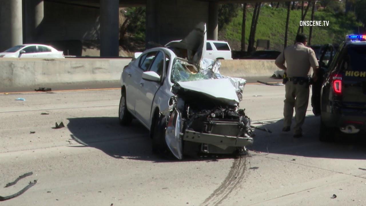 San Diego: Fatal I-5 Crash 02252019