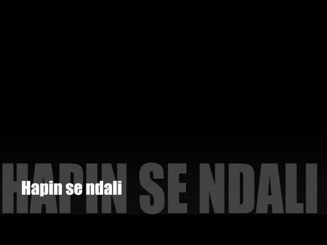 Ritmi i Rruges - Ushtari i rruges + lyrics/tekste