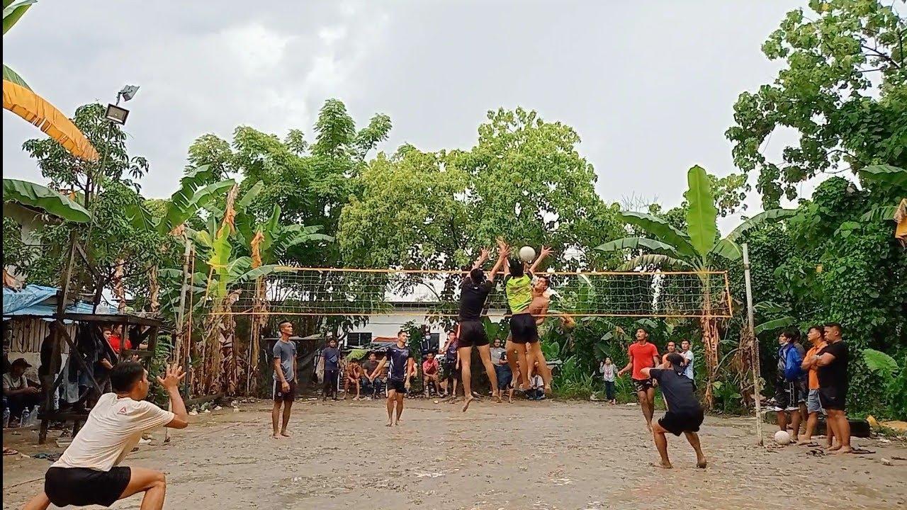 Download 15:15 last point | Lahad Datu vs kk |HD| Volleyball final game
