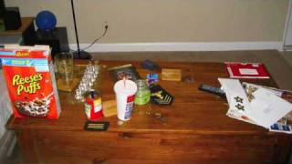 Stop Motion Coffee Table