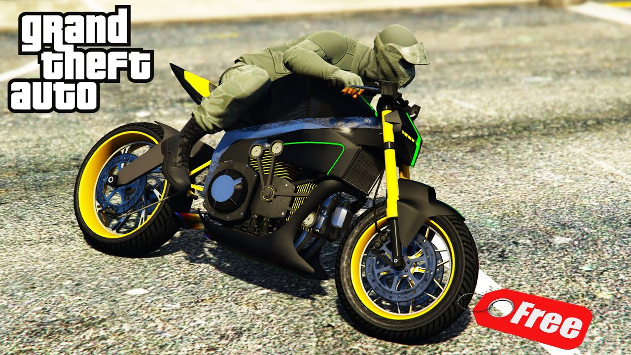 Pegassi Vortex Review & Best Customization GTA 5 Online BEST Naked Motorcycle Ducati Panigale NEW