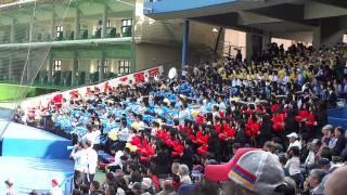 東京都 高校野球 応援 応援歌 2010年秋季大会 ブラスバンド ブラバン 吹奏楽 甲子園 japan high school baseball.