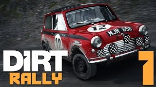 DiRT Rally Career Mode - Early Access Gameplay - 01