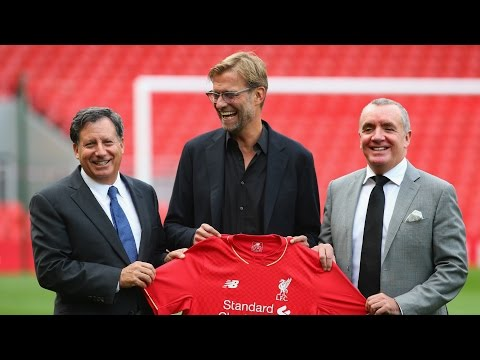 Klopp England is obsessed with money, money, money
