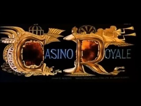 Video Casino royale 1967 bond girl