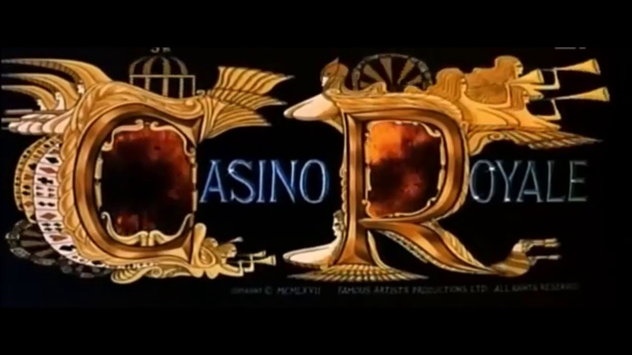 Casino royale credits video casino games free on