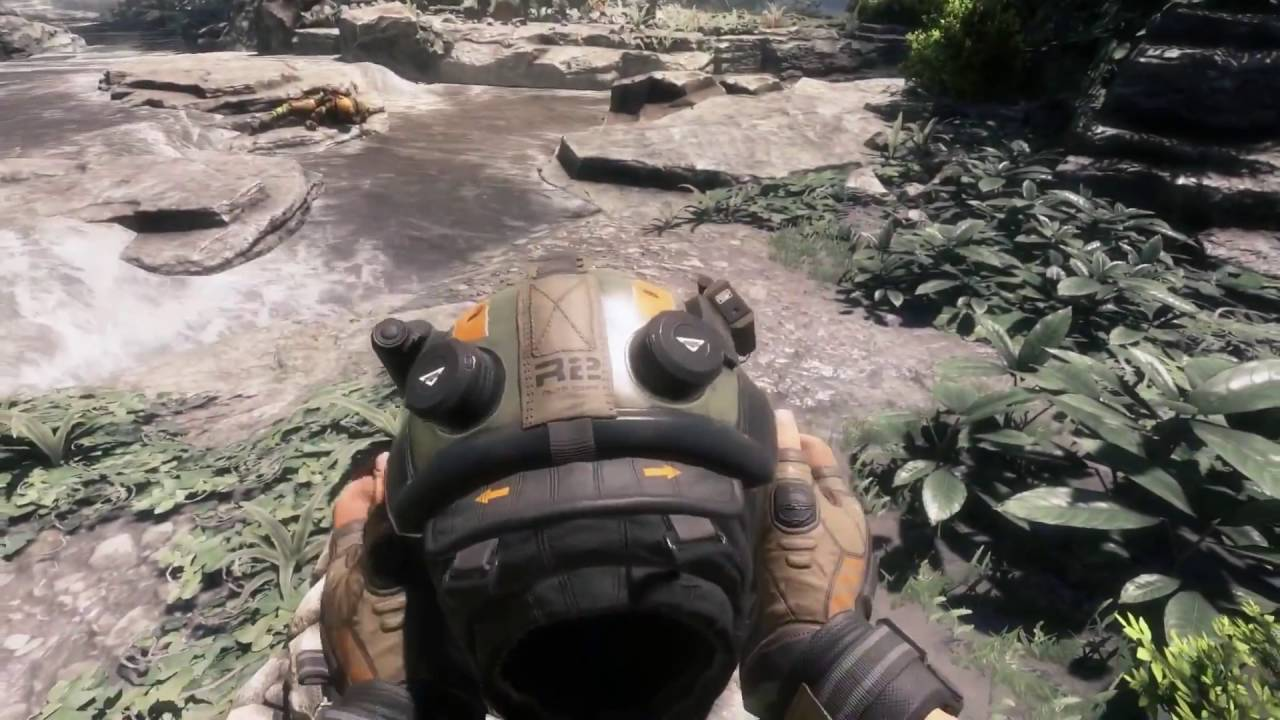 Titanfall 2 Single Player Gameplay Trailer PS4⁄Xbox One⁄PC ...