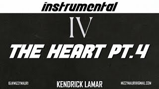 Download Kendrick Lamar - The Heart Part 4 (INSTRUMENTAL) MP3 song and Music Video