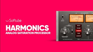 Harmonics Analog Saturation Processor – Softube