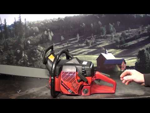The chainsaw guy Shop Talk Jonsered 2071 Turbo chainsaw 1 15
