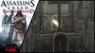 Assassin's Creed Brotherhood #32 // Die alte Residenz des Papstes