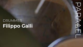 The Meditating Drummer- Filippo Galli (P3)