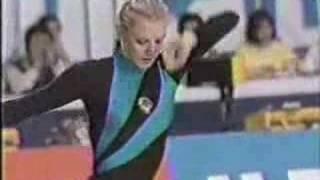 Galina Beloglazova 1986 World Cup EF Rope