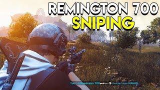 REMINGTON 700 SNIPING - Ring of Elysium