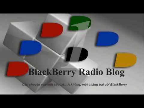 BlackBerry Radio Blog 1