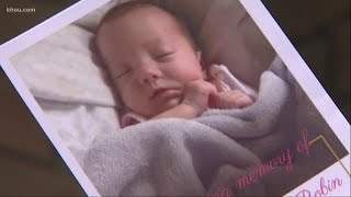 Family heartbroken over baby's death