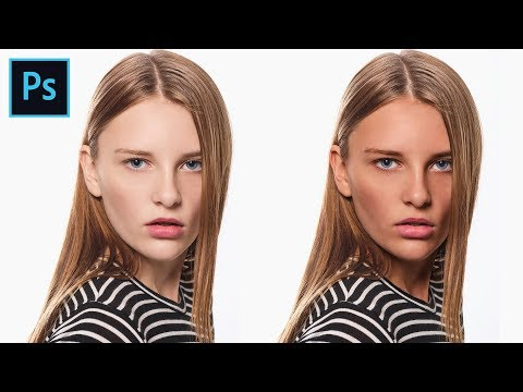 How To Add Tan To Skin Tone In Photoshop