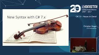 C# 7.0 – Neues im Detail