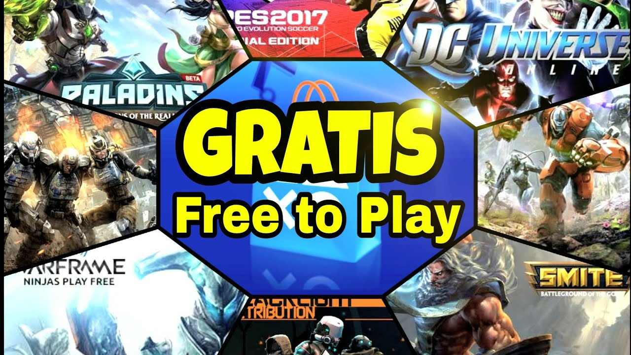 Juegos Gratis Para Ps4 2017 Free To Play Top Playstationstore