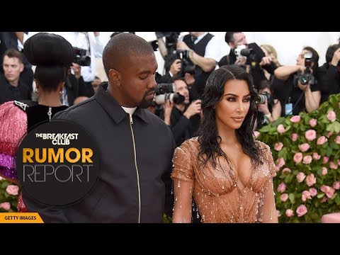 Kanye West Says He Affected When Kim Kardashian Dresses 'Too Sexy'