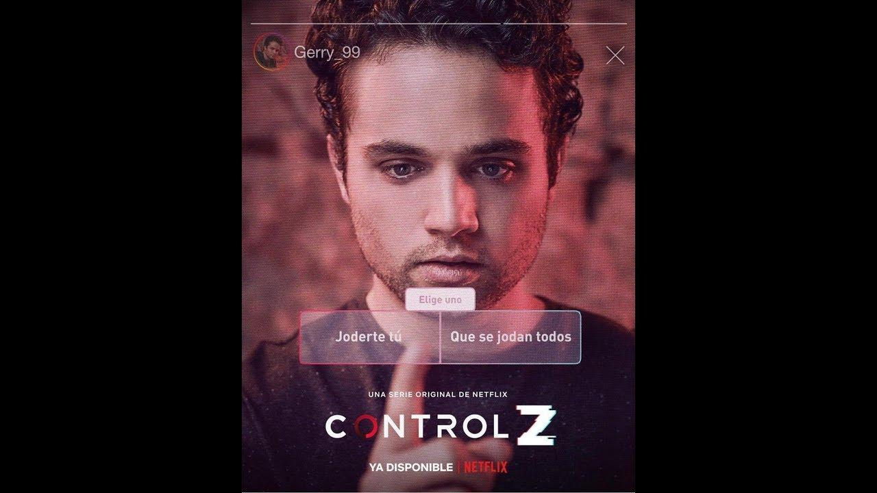 Patricio Gallardo y su polémico personaje en Control Z