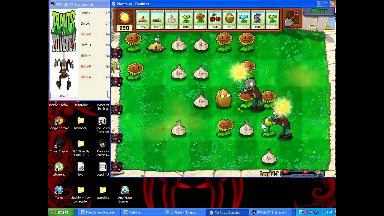 Plants Vs. Zombies. Game of the Year Edition [HD] - YouTube