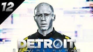 Detroit: Become Human PL #12 - WŁAMUJEMY SIĘ DO TELEWIZJI!