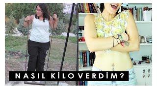 Nasıl Kilo Verdim? 20 KİLO! | Marw Hope