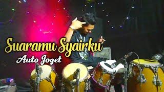 Download lagu Perpaduan musik DJ & JANDHUT | Suaramu Syairku ( COVER KENDANG )