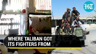 Revealed: Real source of Taliban recruitment. How jailed criminals were used to fight Afghan govt