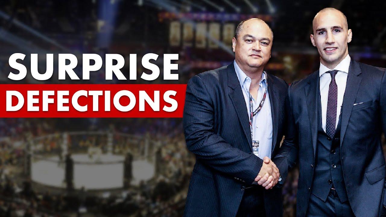 10 Most Surprising UFC Defections