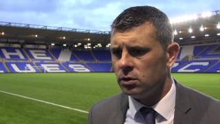 Robinson apologises to fans | Birmingham City 0-8 AFC Bournemouth