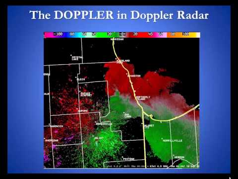 NWS Chicago:  Using Radar And Issuing Warnings