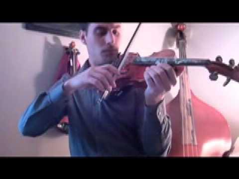 violin a string tuning tone