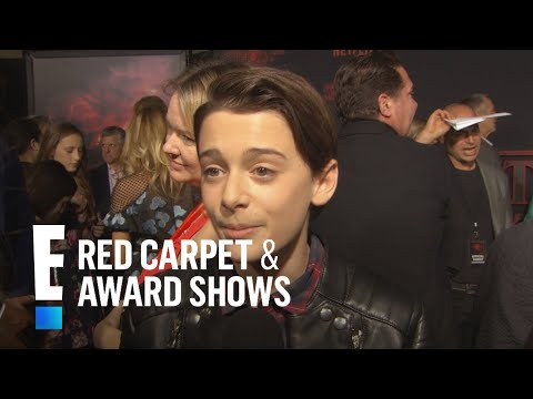 """""""Stranger Things"""" Creators on Noah Schnapp's Performance 