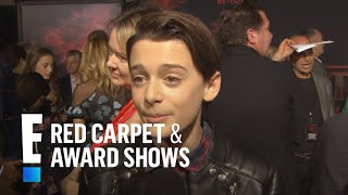 """Stranger Things"" Creators on Noah Schnapp's Performance 