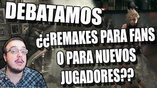 DEBATAMOS: ¿¿REMAKE PARA FANS O NUEVOS JUGADORES?? ||PARTICIPA||