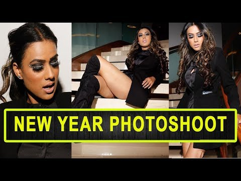Jamai Raja Actress Nia Sharma's Stunning New Year Photoshoot 2019 That Broke The Internet