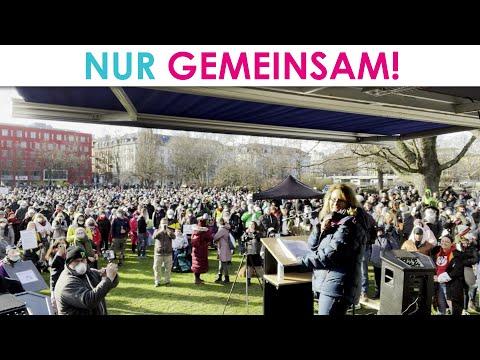 Merkel, Söder und Co. fürchten sich vor uns, wenn wir das endlich gemeinsam tun