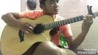 Cuộc tình trong cơn mưa - [Mitxi Tòng] Guitar Solo