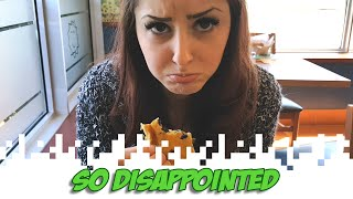 So Disappointed (Vlog)