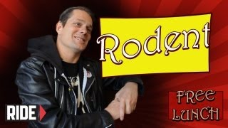 """Eric """"Rodent"""" Cheslak - Goth Music, Tony Hawk, Morrisey, and More on Free Lunch!"""