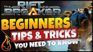 Beginner Tips And Trİcks For The Riftbreaker